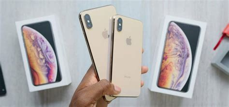 the iphone xs and xs max go on sale in india best deals and offers