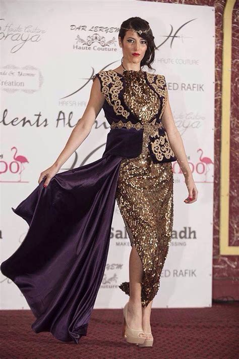 badroune moderne 2016 algerian fashion sequined karakou traditional dress in