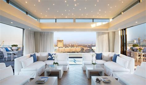 Unique Dining Room Sets the one above luxury cape town penthouse the royal
