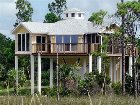 Hurricane And Tornado Proof Homes Hurricane Proof Stilt Tornado Proof House Plans