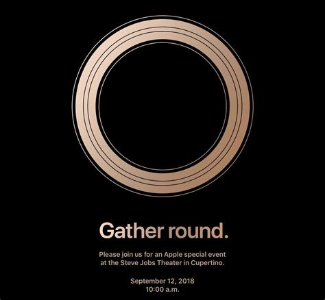 apple iphone xs event preview imore