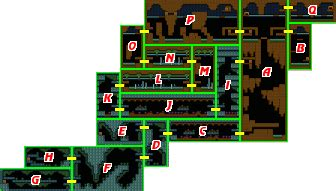 Blaster Master/Area 5 — StrategyWiki, the video game ... J 11