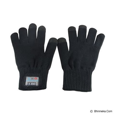 Sarung Tangan Untuk Memasak jual lanjarjaya sarung tangan kain bluetooth untuk terima
