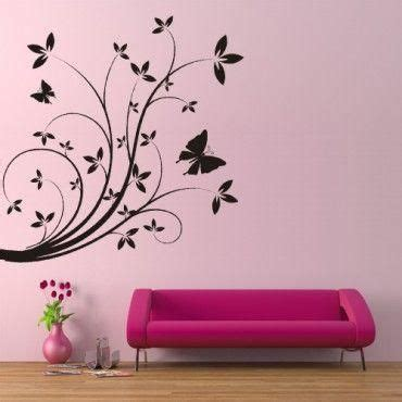 floral borders for living room wall stencils paint ideas floral stencils for painting different kinds of flower