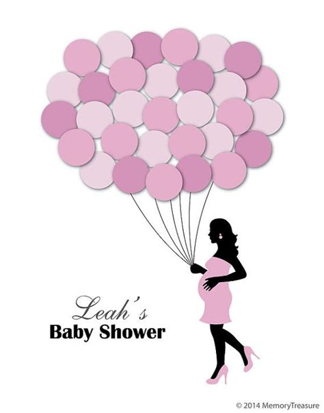 Baby Shower Alternatives by Baby Shower Guest Book Alternative Guest Sign In Ideas
