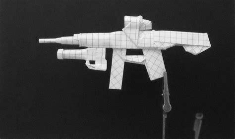 Paper Origami Gun - origami guns assault rifle by solidmark on deviantart