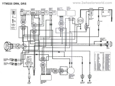 1986 kawasaki 600 wiring diagram wiring diagram