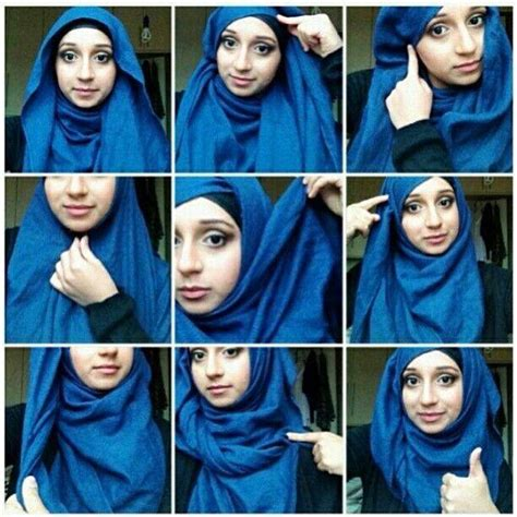 tutorial pashmina dan paris cara memakai hijab paris ala zaskia sungkar hijab top tips