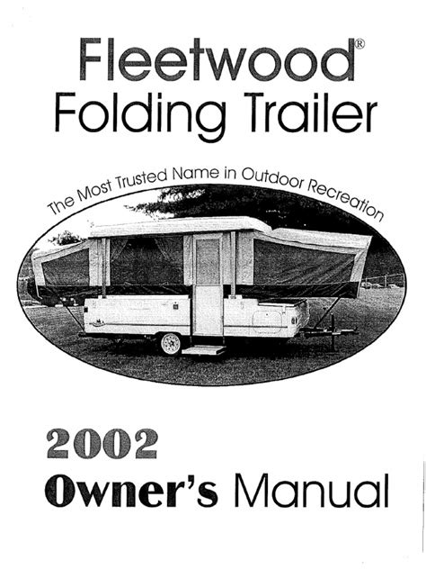 wiring diagram coleman fleetwood folding trailer 48