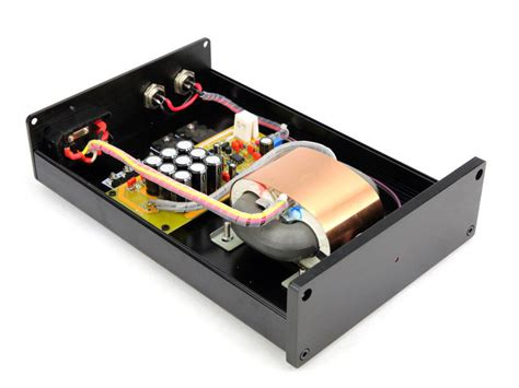 Gzlozone Hifi 65w Linear Power Supply 115v Or 230v To Dc5v