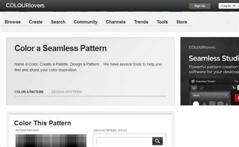 seamless pattern online generator 45 online generators for designers and developers to do