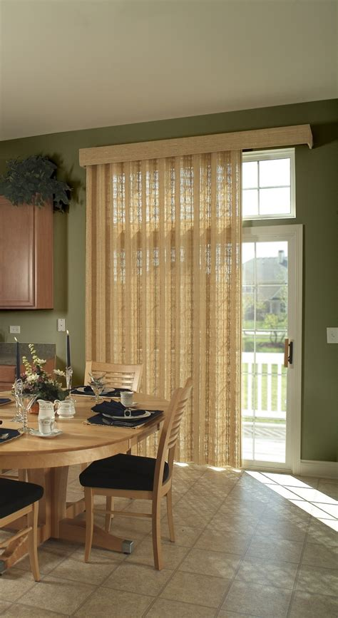 window treatment for sliding doors in kitchen 122 best images about doors on window