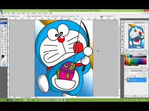 Membuat Animasi Effect Dengan Adobe Photoshop membuat animasi dengan adobe photoshop cs6 tutorial efek