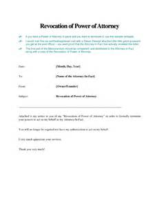Sle Letter Of Power Of Attorney by Free Power Of Attorney Templates Sle Format Get Calendar Templates