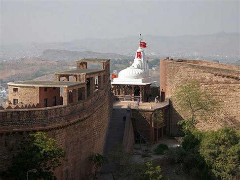 Chamunda Mata Temple Jodhpur   Chamunda Mata Temple History Location