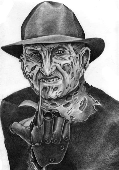 freddy krueger by leahvista on deviantart