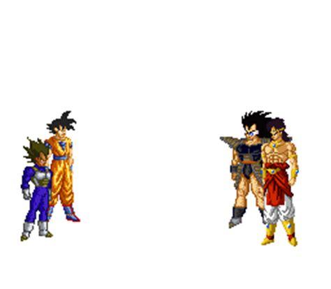 imagenes de goku vs naruto con movimiento gifs animados de dragon ball z gifs animados