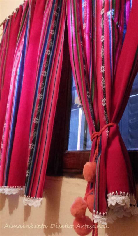 cortinas artesanales m 225 s de 25 ideas incre 237 bles sobre cortinas artesanales en