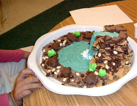 Wms Edible Landforms 2006