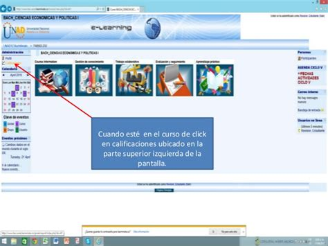 ver calificaciones instructivo para ver calificaciones power point
