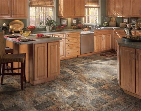 kitchen flooring options appealing kitchen flooring in some options designoursign