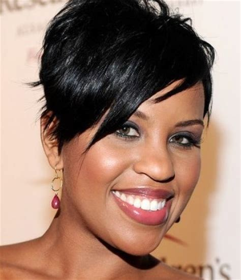 black people short hairstyles with bangs black short black hairstyle with bangs for black women 2014