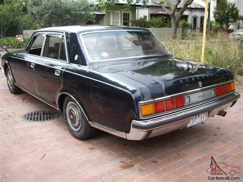 Toyota Century For Sale 1987 Toyota Century V8 Unreserved