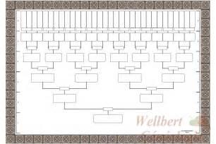 Blank Family Tree Template by Family Tree Template Family Tree Template Blank