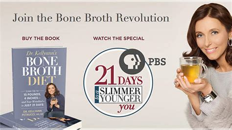 Pdf Dr Kellyanns Bone Broth Cookbook by Dr Kellyann Shares Secrets In New Book Tv