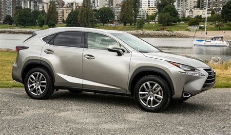 lexus suv inside 2015 lexus nx200t and nx300h are ultra modern inside and out