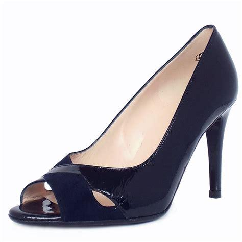 high heel peep toe shoes kaiser alda s dressy high heel peep toe
