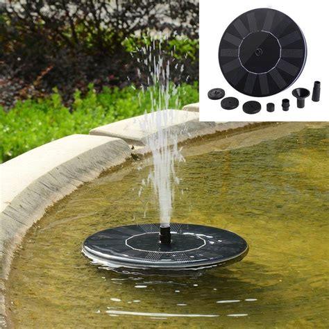 bathroom water fountain solar outdoor fountains ebay autos post