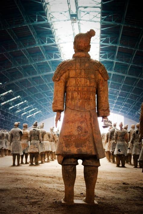 terracotta leger van xian images  pinterest