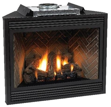 modern direct vent gas fireplace premium 42 quot direct vent gas millivolt