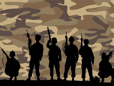 band of brothers army ppt backgrounds business multi