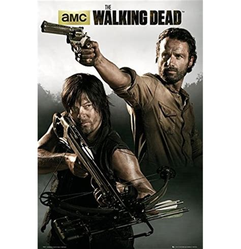 Poster Serial Tv The Walking Dead Cast 2 40x60cm the walking dead poster 258231 for only 163 3 73 at merchandisingplaza uk