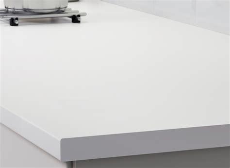 epaisseur plan de travail cuisine plan de travail cuisine sur mesure en bois ou stratifi 233