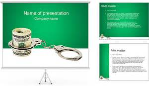 Money Powerpoint Templates by Criminal Money Powerpoint Template Backgrounds Id
