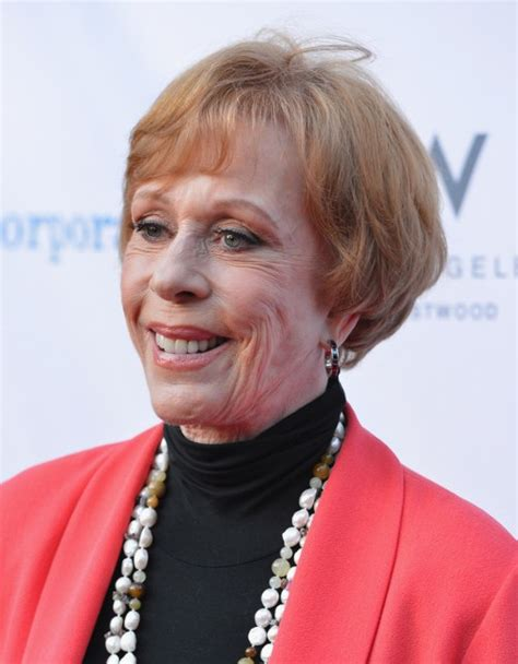 short hair for summer over70 carol burnett short hairstyles with side bangs carol