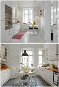dekoration gastronomie inspiration nordique dans la cuisine d 233 co