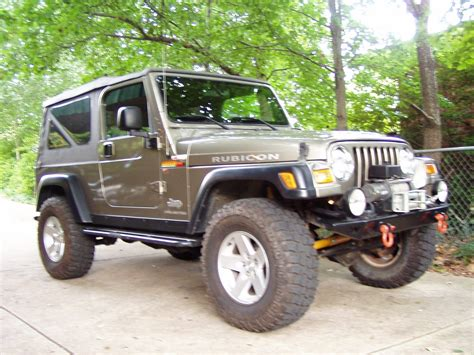 2006 Jeep Wrangler Unlimited Rubicon 2006 Jeep Wrangler Exterior Pictures Cargurus