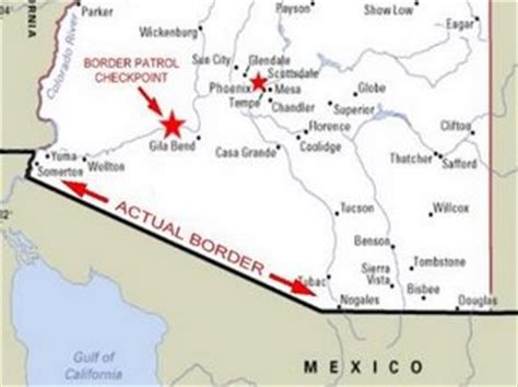 border patrol checkpoints map immigration checkpoints in pictures to pin on