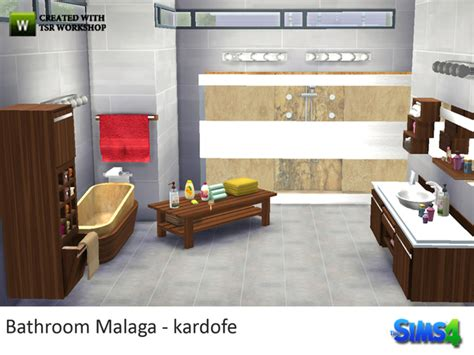 bathroom supplies malaga bathroom malaga by kardofe at tsr 187 sims 4 updates