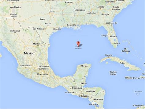 map of gulf of mexico fatal rig blast in gulf of mexico caused by poorly trained filipinos inquirer net