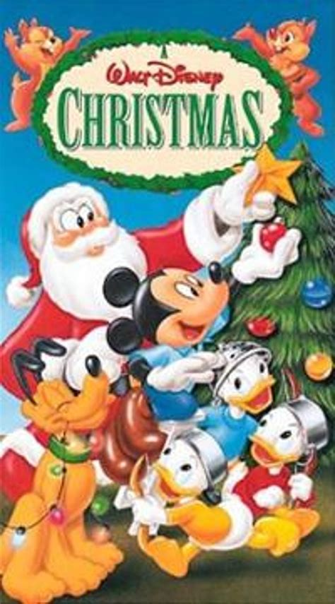 opening to a walt disney christmas 2000 vhs youtube