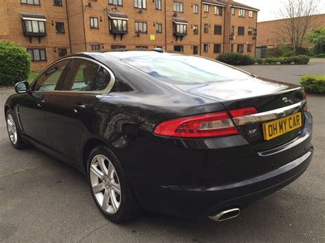 jaguar xf diesel saloon   luxury dr auto