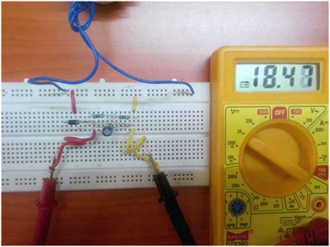 breadboard circuit of half wave rectifier half wave rectifier circuit with without filter