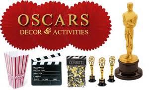 Oscar Favors by Host An Oscars Decor Activities Pizzazzerie