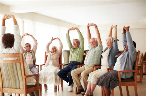 Water Chair Aged Care by The Best Ways For Nursing Home Residents To Stay Active
