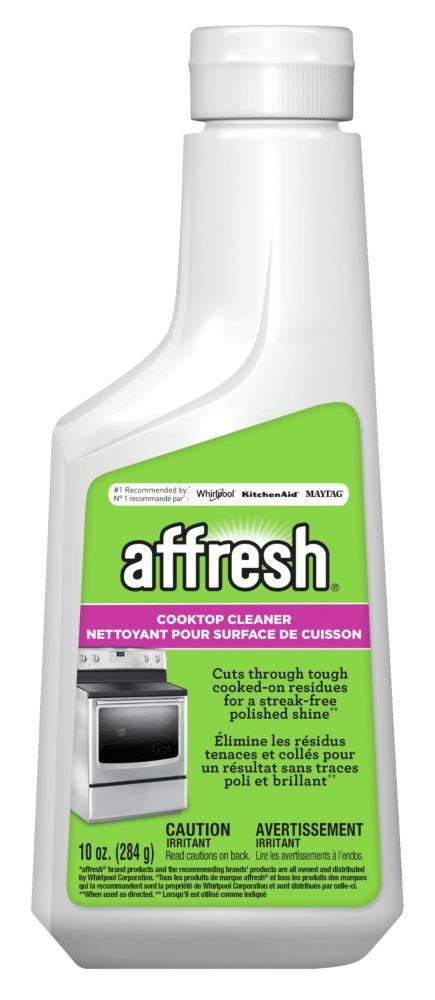 affresh cooktop cleaner reviews affresh 10 oz cooktop cleaner the home depot canada